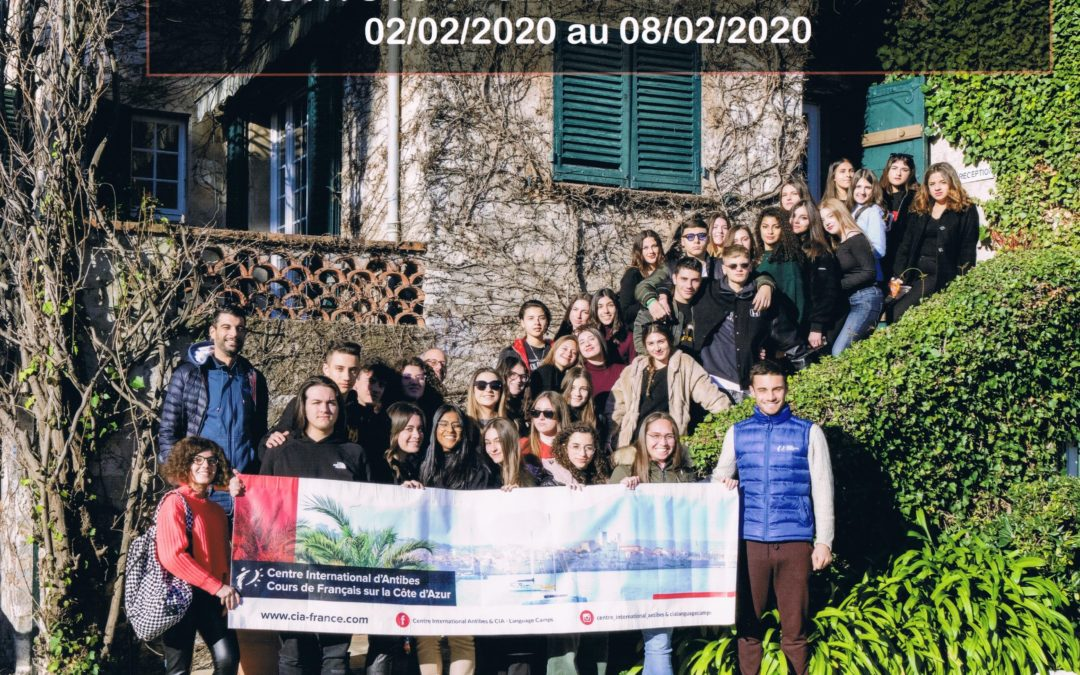 Stage Linguistico di Francese ad Antibes-Francia